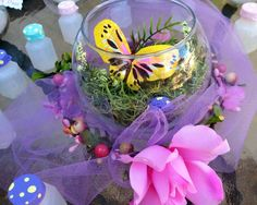 """Photo 19 of 48: Woodlands Fairy Party / Birthday """"Enchanted Woodlands Fairy Party"""" 