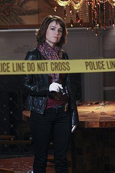 CSI NY Lindsay(Montana) Monrow Messer(Anna Belknap)