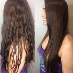 25 Luxurious Brazilian Blowout Hairstyles — Before and After Pics You Won't Believe!