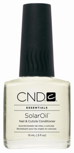 CND Solaroil Cuticle Oil