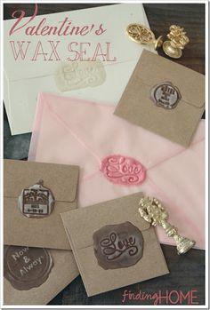 Valentine s Day Wax Seal