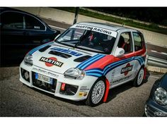 SELL FIAT SEICENTO NOVITEC replica MARTINI NOT A TOY even a machine for beginners: car with 234 hp tested on ELABORATE December 2014 !! ENGINE PREPARATION PISTONS CPS VALVES IMONIC VALVE SPR...