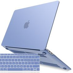 """Key Cover LCD Screen 3 in 1 Crystal  ROYAL BLUE Case for Macbook PRO 15/"""""""