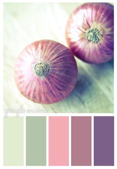 Gold On The Ceiling: Purple Onions