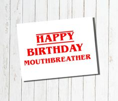 21 Best Alternative Birthday Cards - Funny, Insulting, Banter