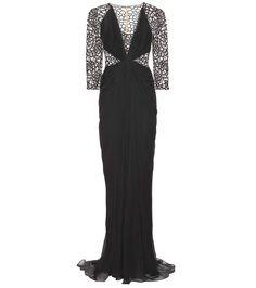 ZUHAIR MURAD Floor-Length Embellished Gown. #zuhairmurad #cloth #clothing