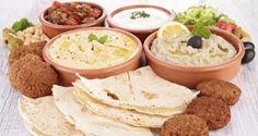 Pão sírio, tabule, homus: confira receitas dos principais pratos típicos da região