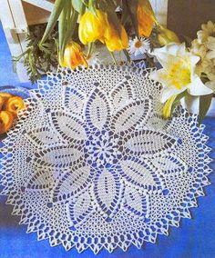 Kira scheme crochet: Scheme crochet no. 202