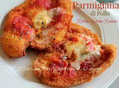 Parmigiana di pollo ricetta Gordon Ramsay blog il mio saper fare