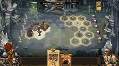 Scrolls, card game - online