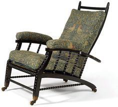 Armchair by Morris and Co.
