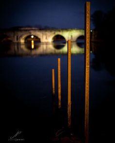 Ponte di Tiberio - Rimini Italy /// Che cosa è l'arte? Ciò per cui le forme diventano stile - André Malraux /// #rimini #italy #blue #sunset #pontetiberio #art #bridge #awesome_earthpix #thephotosociety #canon_photos #canon #vivorimini #ig_italia #ig_italy #volgorimini #ig_rimini #ig_worldclub #natgeo #landscapelovers #landscape #picoftheday #travel #friends #igers #turismoer #emiliaromagna_super_pics #streetart by paolojommi