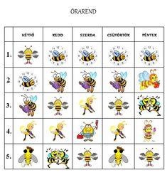 School Frame, Kids Math Worksheets, Math For Kids, Classroom, Teaching, Education, Bees, Pray, School