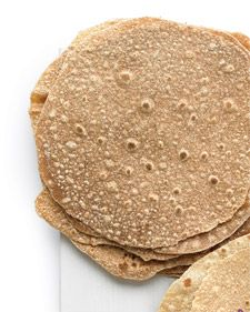 Whole-wheat kamut and spelt create tortillas with a nuanced, nutty flavor and a sturdy (in a good way) texture, as well as sound nutritional benefits.