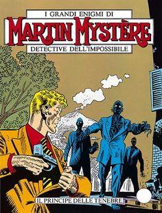 Martin Mystère contro la maledizione di Raimondo Di Sangro