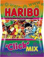 HARIBO Click Mix