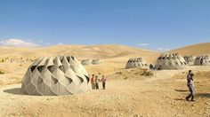 These Freaking Awesome Tents Get Solar Power, Can Harvest Water And Fold Up