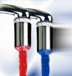 Eaxus Φώς Βρύσης - LED Faucet Computer Gadgets, Usb Gadgets, Gadget Gifts, Led