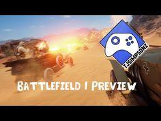 Battlefield 1 Beta in action