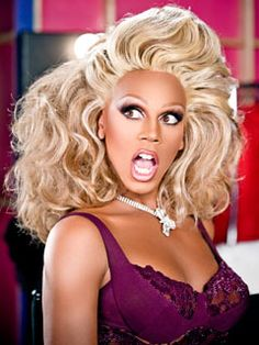 RuPaul! Can I get an AMEN up in here!