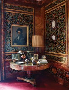 Inside Three Rarely Seen Renzo Mongiardino-Designed Homes - The New York Times