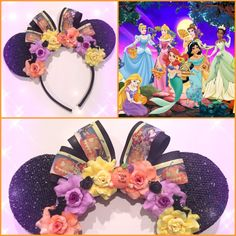 #LUVIT 🎃 More beautiful Halloween Disney Ears going to LUVly Disney fans! Check-out these adorable Mouse Ears - this flower child chose our Sparkling Mouse Ears upgrade for our Disney Princess Halloween Ears 👸🏼 Available at KittyKatrina.com in our Holiday Crowns / Headbands Section 👻 #halloween #disneyears #mouseears #mickeyears #minniemouseears #mickeymouseears #mickeymouse #disneyfashion #disneystyle #disneybound #disneyland #disneyworld #disney #waltdisney #disneycruise…