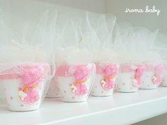 Lembrancinhas de nascimento velas flutuantes   Birth souvenir floating candles   Flickr - Photo Sharing!