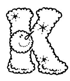 Blog para una Navidad Feliz: Abecedario Navidad