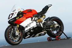 Ducati 1199 MR Racing