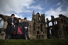 Whitby gothic weekend – in pictures