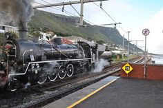 Timeless Beauty of steam