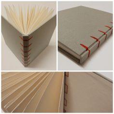 libro cosido: Monográficos de encuadernación creativa / ABRIL