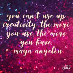 Finding new ideas for writing and other creative projects is just as much a practice as anything else in life! I'm learning to open my eyes… M Learning, Open My Eyes, Writing Quotes, Encouragement, Inspirational Quotes, Words, Creative, Projects, Life