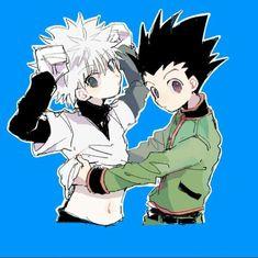 Anime Ships, Hunter, Killua, Cute Art, Hunter Anime, Hunter X Hunter, Anime, Anime Drawings, Manga