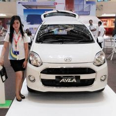 this Price Two Cars Special Edition Daihatsu in GIIAS 2016 by future cars