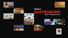 Spanish gastronomy in timelapse