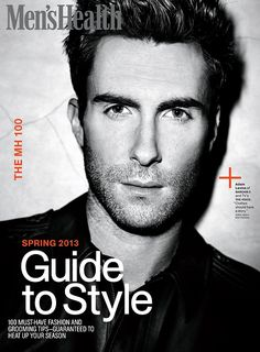 """Off Adam Levine's Rock Star Style """"Clothes should have a story."""" - Adam Levine featured in Men's Health Style Guide.""""Clothes should have a story."""" - Adam Levine featured in Men's Health Style Guide. Maroon 5, Estilo Adam, Adam Noah Levine, Adam Levine Style, The Voice, Man Alive, Baby Daddy, Star Fashion, How To Stay Healthy"""
