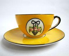 Tasse à Café en Porcelaine de Limoges décor Peint Signé Elté | Céramiques, verres, Céramiques françaises, Limoges | eBay!