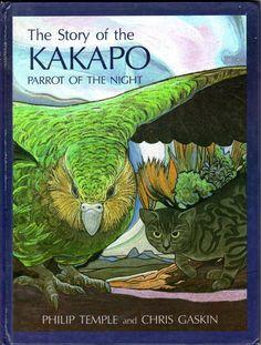 Kakapo Book