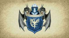 好久以前收的家族徽章,还有一点其他的图。...