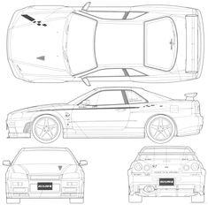 Nissan Skyline Gtr Motor Mazda 3 Motor Wiring Diagram ~ Odicis