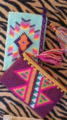 Crafty Tapestry Bag, Tapestry Crochet, Boho Tapestry, Diy Crochet Bag, Love Crochet, Knit Crochet, Crochet Handbags, Crochet Purses, Crochet Designs