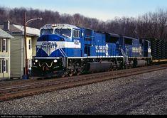 RailPictures.Net Photo: CR 4106 Conrail EMD SD80MAC at Irwin, Pennsylvania by Steve Raith