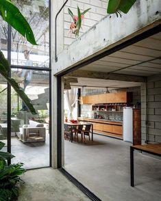 Terra e Tuma Arquitetos Associados: Maracanã House