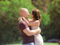 Engagement Portrait: Photo by Hay Alexandra Photography via Heather Renee Celebrations