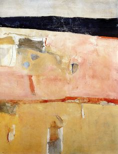 Richard Diebenkorn - Albuquerque 11, 1951 by Jan Lombardi, via Flickr