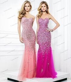 6df8ac4974 Find More Prom Dresses Information about 2015 Sparkly Party Dress Fishtail  Sweetheart Floor Length Crystal vestido