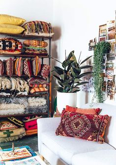 Boho Beauty furnishings