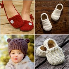 Crochet pattern Any 4 crochet Patterns