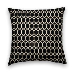 Geometric Decorative Pillow Cover20 x by CodyandCooperDesigns, $46.00